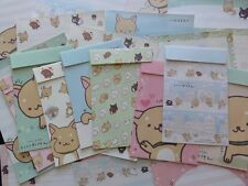 Iiwaken Dog Puppies Letter Set writing paper envelope kawaii san-x stationery