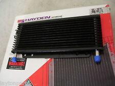 Hayden Transaver External Transmission Oil Cooler Kit Normal Driving # 1676