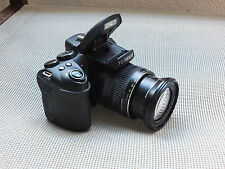 "Fuji FinePix hs28exr - 16mp-Ponte Fotocamera Digitale .30x Zoom-LCD Hd - 3.0"" - Nero."