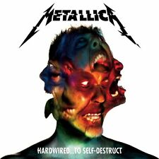 METALLICA HARDWIRED... TO SELF DESTRUCT 2 CD - PRE RELEASE 18TH NOVEMBER 2016