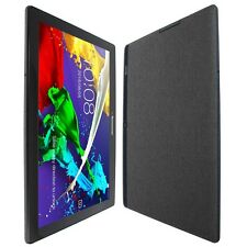 Skinomi Brushed Steel Skin+Clear Screen Protector For Lenovo Tab 2 A10-70