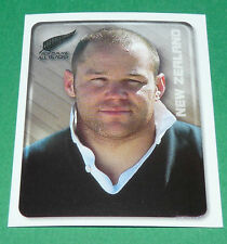 N°74 NEW ZEALAND ALL BLACKS MERLIN RUGBY IRB WORLD CUP 1999 PANINI COUPE MONDE