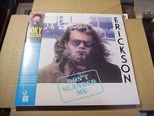 LP:  ROKY ERICKSON - Don't Slander Me  PSYCH 2xLP REISSUE CYAN VINYL + download