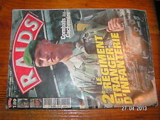 @& RAIDS n°189 Cachemire 2e reg etranger Infanterie Afghanistan 12/2001  GOE