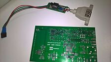 Bare PCB  UHF SDR radio with Tiny I2C control board