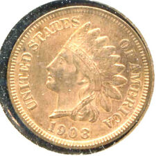 1908-S 1C- (INDIAN HEAD PENNY)