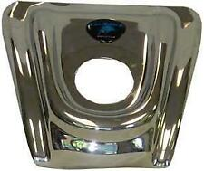 FullBore Plastics - 400EX TANK CHROME - Tank Cover, Chrome`