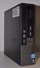 Dell OptiPlex 7010 USFF Quad i5-3475s 2.90GHz 250 GB HDD 4GB DDR3  Win 7 WiFi