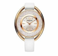 Swarovski 5230946 Crystalline Oval White Watch, Swiss Made RRP $499