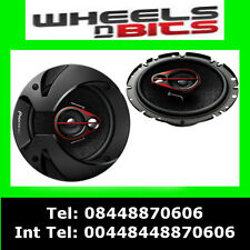 Pioneer TS-R1750s 17cm 3 Way Coaxial Speakers Door Shelf 500 Watt 80W RMS  A Set