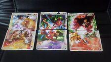 Pokemon Card Japanese Ho-oh Raikou Entei Rayquaza Legend set fullart Japan Cards