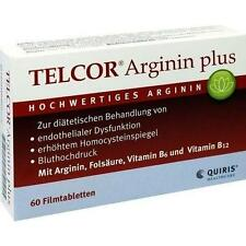 TELCOR Arginin plus Filmtabletten 60 St