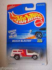 HOT WHEELS BEACH BLASTER #528 WITH REAR SUNROOF 1996 ISSUE