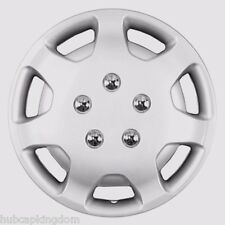 NEW 1991-1994 Toyota CAMRY 14' Silver Hubcaps Wheelcover SET of 4