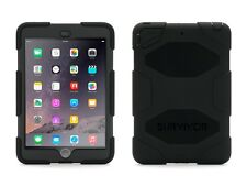 New Griffin Survivor case For iPad 2 3 & 4, Shock resistant dust proof BLACK