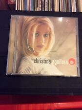 Christina Aguilera CD 12 Track EUROPEAN RCA 1999@@LOOK@@