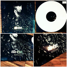 ABEST asylum LP on WHITE vinyl - NEW - alpinist, deathrite, jungbluth
