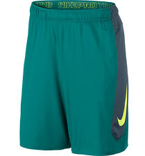 New Nike Hyperspeed Knit Men's Training Shorts Green Size XL 684821-309