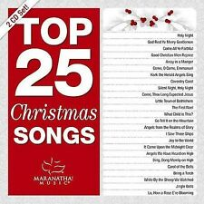 Various Artists Top 25 Christmas Songs CD ***NEW***