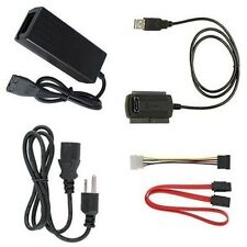 Vogue USB 2.0 to IDE SATA S-ATA 2.5 3.5 Hard Drive HD Converter Adapter Cable