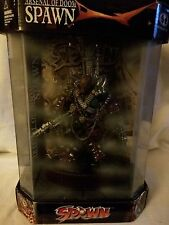 Arsenal of Doom Spawn McFarlane Toys Fish Tank Special Edition Action Figure