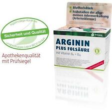 ARGININ Plus Folsäure Kapseln 120 St