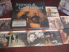 SIMON & GARFUNKEL JAPAN BRIDGE GRADUATE REPLICA OBI 9 CD SETS + NUMBER 97 VINYL