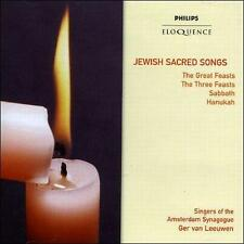 Jewish Sacred Songs [Australia] (CD, Jan-2005, Philips)