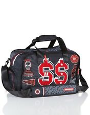 SPRAYGROUND VARSITY MONEY DUFFLE DUFFEL URBAN BACKPACK  BOOK BAG