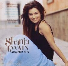 Shania Twain - Greatest Hits / Best Of  CD NEW & SEALED