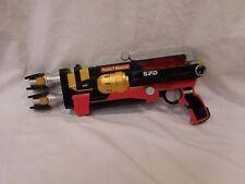 Power Rangers SPD Delta Enforcer Gun morpher Megazord Weapon Tested works