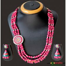 Terracotta Jewellery set- Exclusive designs