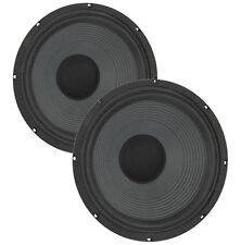 """Pair Eminence RED WHITE AND BLUES 12"""" Guitar Speaker 8 ohm 101dB 1.75"""" Coil"""