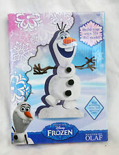 Disney Frozen - Build Your Own Model 3D Olaf - Craft Kit - Boxed - BNIB