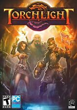 TORCHLIGHT TORCH LIGHT ROLE PLAYING GAME FOR PC/XP/VISTA/7 SEALED NEW