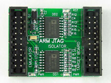 """ARM JTAG Isolator"" for Jlink Colink other programmers and debuggers, CORTEX M3"