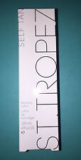 St. Tropez Self Tan Bronzing Lotion 4oz / 12omL NEW IN BOX & FRESH! Free Ship!