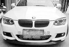 PAINTED AK style Front lip Spoiler For BMW E92 E93 Lci M-Tech Bumper 10-13 B083F
