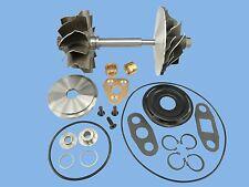 Volvo B10M B10B Truck H2D Turbo Compressor Wheel & Shaft Wheel & Rebuild Kit