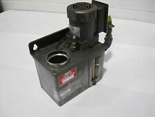 OMEGA CENTRALIZED LUBRICATION SYSTEM G0-3HS6/CU3R2 NO.9672 W/ORIENTAL IND. MOTOR