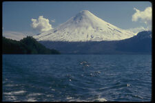 735029 Osorno Volcano And Todo Los Santos Lake Chile A4 Photo Print