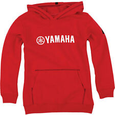 NEW ONE INDUSTRIES YAMAHA RED PULLOVER HOODIE SWEATSHIRT MX ATV BMX YOUTH MEDIUM