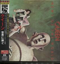 CD QUEEN NEWS FROM THE WORLD 1998 MADE IN JAPAN TOCP-65106 SEALED