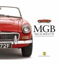 MGB MGC & GT V8 by Knowles Haynes Great Cars Hardback 2004 Book MG B