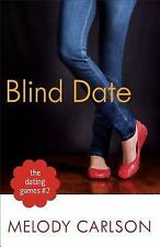The Dating Games #2: Blind Date (Volume 2), Carlson, Melody, New