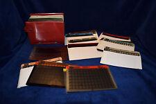 Large Vintage Lot 300+ Microfiche Parts/Price Lists Toro Echo Kohler Snapper