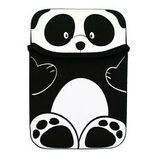 Black Panda Reversible Sleeve Case Cover Pouch for Amazon Kindle Paperwhite