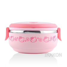 Hello Kitty Lunch Box Food Container Storage Box Portable Bento Box High Quality