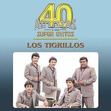 CD NEW/SEALED 40 Artistas Y Sus Super Exitos by Los Tigrillos