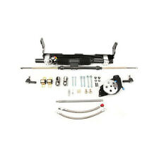Unisteer 1958-1964 Chevy Impala Bel Air Small Block Power Rack & Pinion IN STOCK